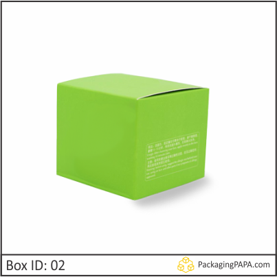 Anti-ageing Mask Packaging Boxes 02