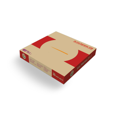 Custom Cardboard Pizza Packaging Boxes 2