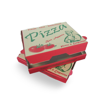 Custom Cardboard Pizza Packaging Boxes 3