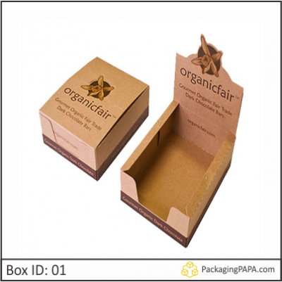 Counter Display Packaging Boxes