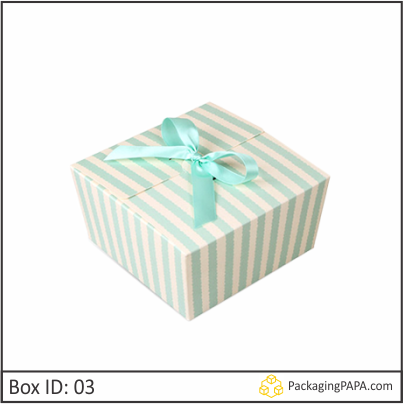 Custom Bakery Gift Boxes