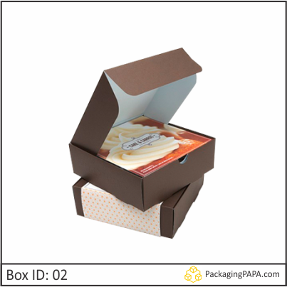 Custom Bakery Gift Packaging Box
