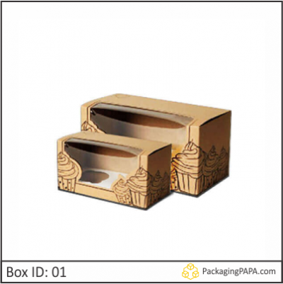 Custom Bakery Gift Packaging Boxes