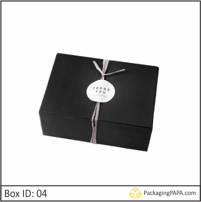 Custom Bakery Gift Packaging
