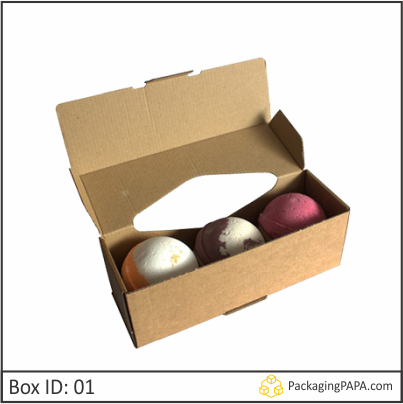 Custom Bath Bomb Packaging Boxes