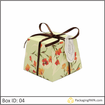 Custom Birthday Gift Packaging Box