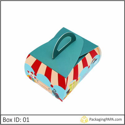 Custom Birthday Gift Packaging Boxes