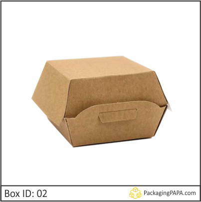 Custom Burger Boxes 02