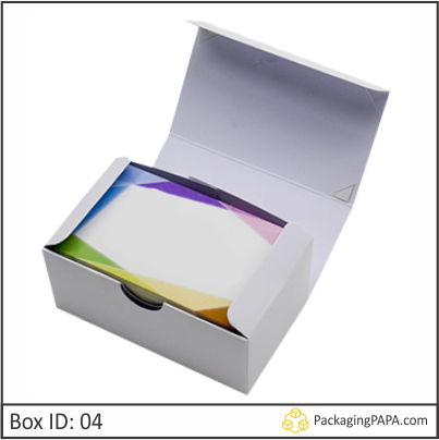 Custom Business Card Packaging Box