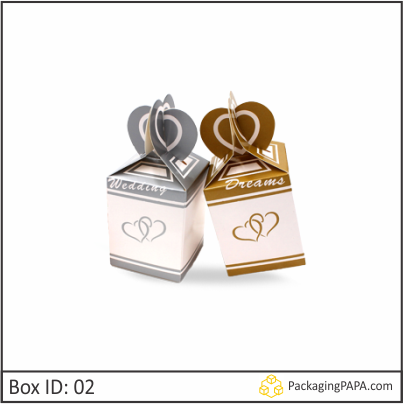 Custom Candy Boxes