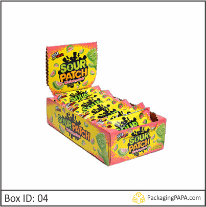 Custom Candy Display Box