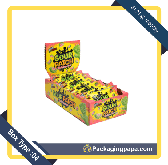 Custom Candy Display Boxes 4