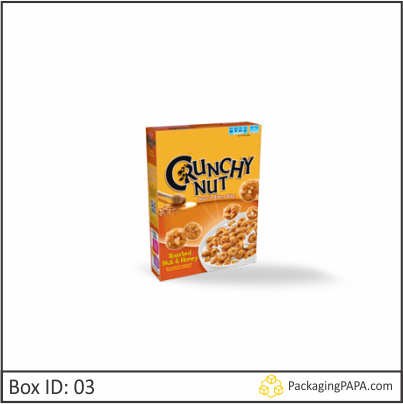 Custom Cereal Packaging Boxes 03