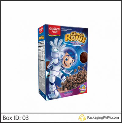 Custom Chocolate Cereal Boxes 03