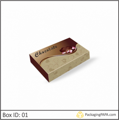 Custom Chocolate Packaging Boxes 01