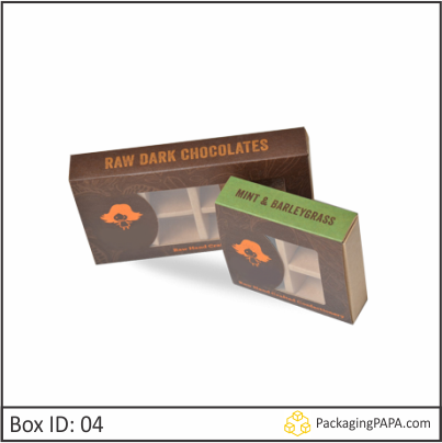 Custom Chocolate Packaging Boxes 04