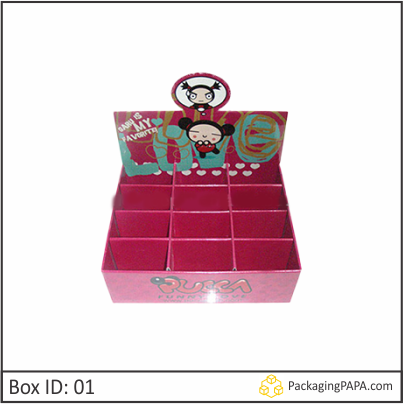 Custom Cookie Retail Boxes 01