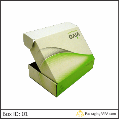 Custom Corrugated Logo Shipping Boxes 01
