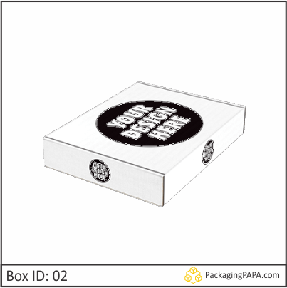 Custom Corrugated Logo Shipping Boxes 02