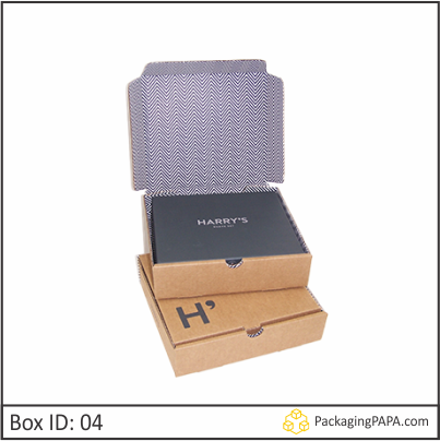 Custom Corrugated Logo Shipping Boxes 04