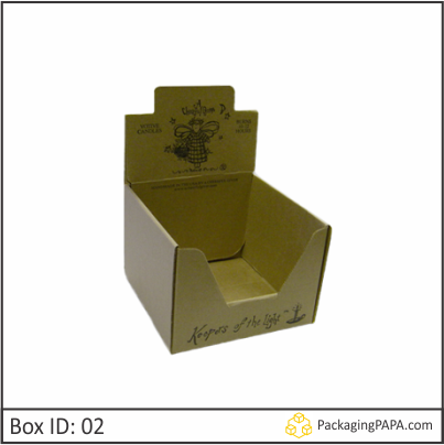 Custom Die Cut Display Boxes 02