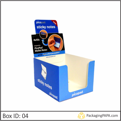 Custom Die Cut Display Boxes 04