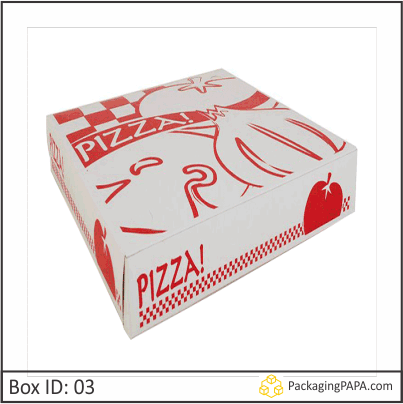 Custom Digital Printed Pizza Boxes 03