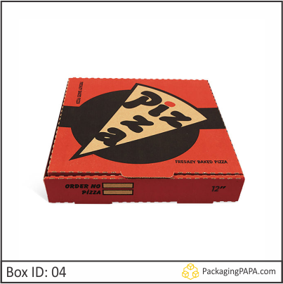 Custom Digital Printed Pizza Boxes 04