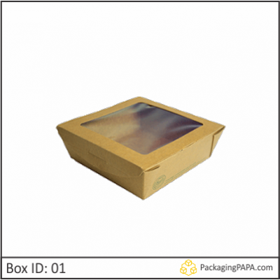 Custom Disposable Window Boxes 01