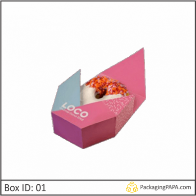Custom Donut Packaging Boxes 01