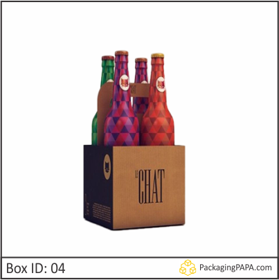 Custom Drinking Retail Boxes 04