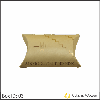 Custom Fancy Paper Pillow boxes 03