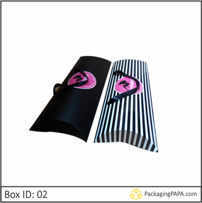 Custom Foldable Hair Extension Boxes 02