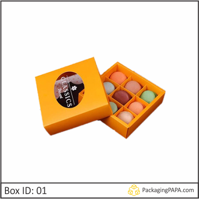 Custom General Bakery Packaging Boxes 01