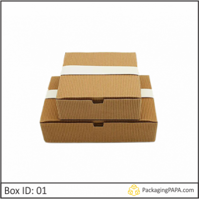 Custom Gift Corrugated Boxes 01