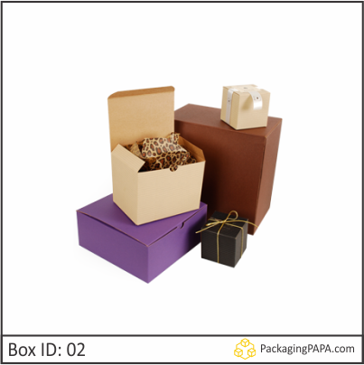 Custom Gift Packaging Boxes 02