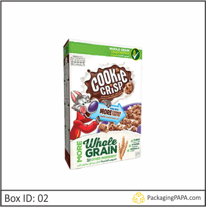 Custom High Quality Cereal Boxes 02
