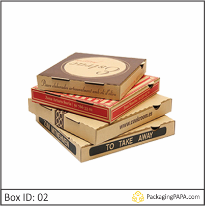 Custom High Quality Pizza Boxes 02