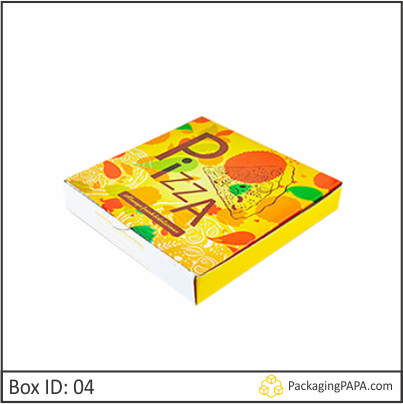 Custom High Quality Pizza Boxes 04