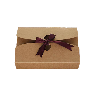 Custom Kraft Gift Packaging Boxes 2