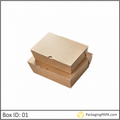 Custom Kraft Tuck Top Boxes 01