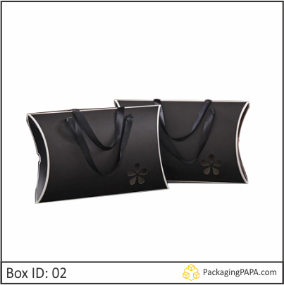 Custom Large Pillow Boxes 02