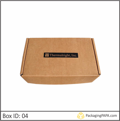 Custom Logo Mailing Corrugated Boxes 04