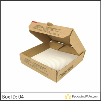 Custom Logo Printed Pizza Boxes 04