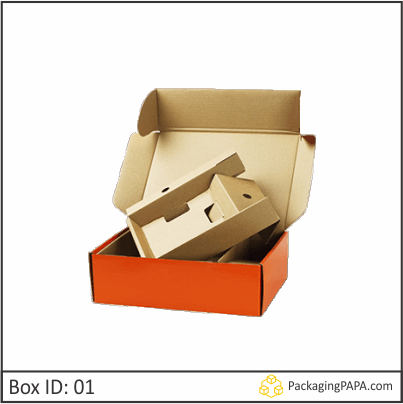 Custom Mailer Corrugated Boxes 01