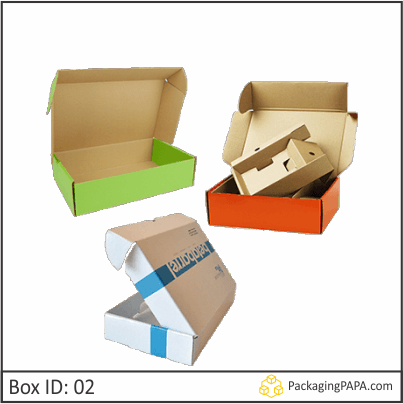Custom Mailer Corrugated Boxes 02