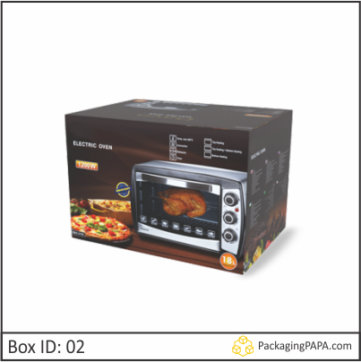 Custom Microwave Oven Packaging Boxes 02