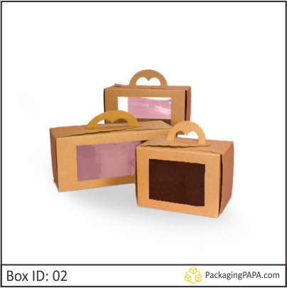 Custom Pastry Packaging Boxes 02