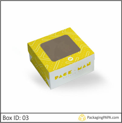 Custom Pastry Packaging Boxes 03