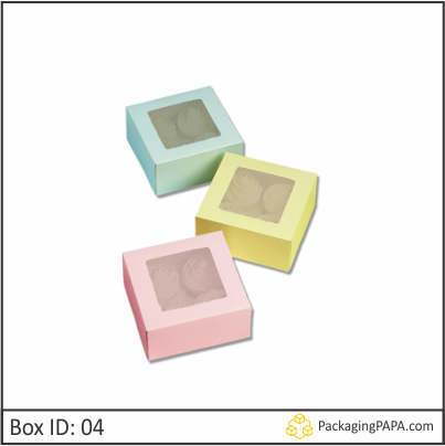 Custom Pastry Packaging Boxes 04